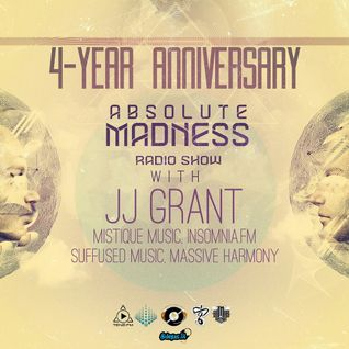 Absolute Madness Anniversary-Best of 2009 Guest Mix - JJ Grant