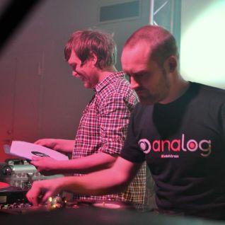 Livemix - Back2Back with Daniel Troberg - Musikinstitutet Del 8 @ Röda Sten GBG 2013-03-01