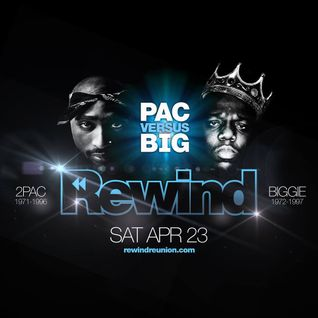 REWIND PACVBIG MIX - DJ KARL BLUE
