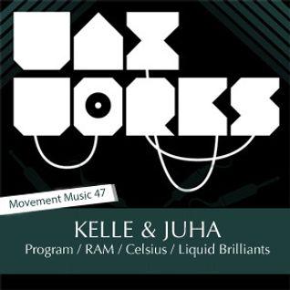 Movement Music 47: KELLE & JUHA (Program / RAM / Celsius / Liquid Brilliants)