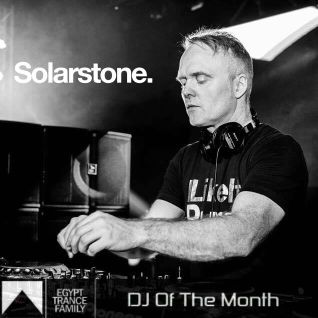 D-Vine Inc. - Tribute Mix to Solarstone for Egypt Trance Family Pres. DJ Of The Month