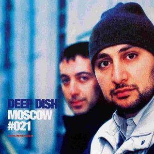 Deep Dish - Global Underground #021 Moscow - CD1