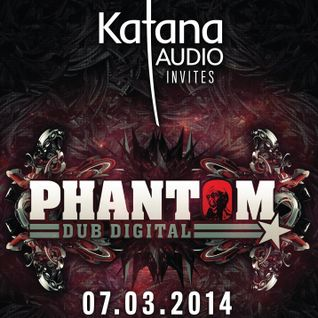 Subland 07.03.2014 (Katana Audio invites Phantom Dub Digital) Barfloor Tech-House Set