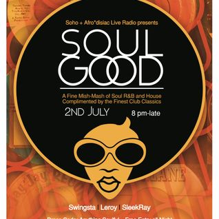 THE SOUL BOX summer breeze special - 18/06/16