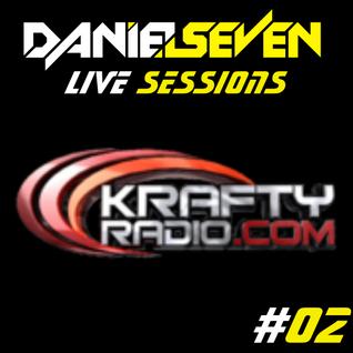 Daniel Seven Sessions @ Kraftyradio #02 (21.02.2015)