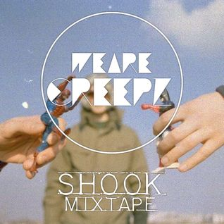 WE ΔRE CREEPZ - SHOOK_mixtape vol.5 ( one take ) - luxury trap