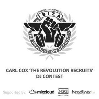 THE REVOLUTION RECTRUITS ( DJ ALEX GAS)