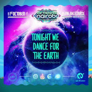 Earthdance 2016 [Water Stage] - Labman Opening Set