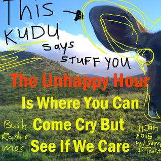 The Unhappy Hour 11 January 2015 - Sam & Toast play some unhappy tunes and that's that