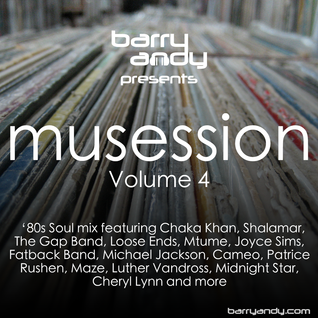 Musession Vol. 4 - '80s Soul Party Mix