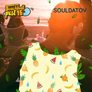 Neringa FM Beachball FEST'16 Promo MIX #3: SOULDATOV