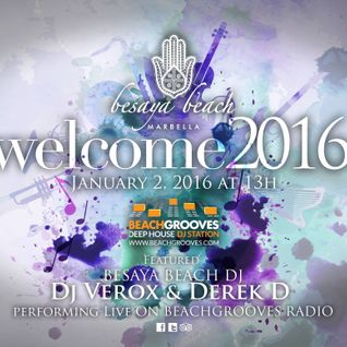 Sat-20160102.1400 - Derek D B2B Verox @Besaya Beach Marbella Part 1
