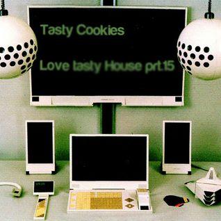 Tasty Cookies - Love Tasty House prt.15