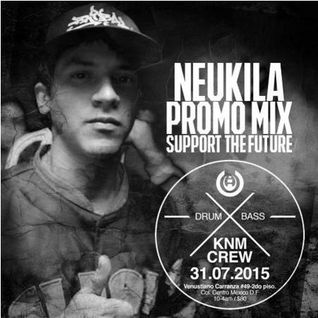 Neukila - Promo Mix - NeuroHalfstep