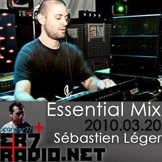 Sébastien Léger - BBC Essential Mix (2010-03-20)