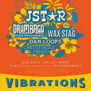 JSTAR @ Vibrations 30.04.16