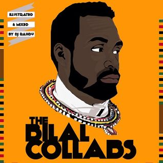 DJ Rahdu - Lover Letter 18: The Bilal Collabs