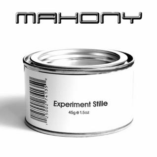 M a h o n y - Das Experiment Stille