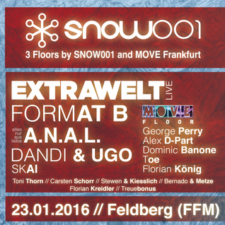 Dominic Banone @ SNOW001|23.01.2016 (Feldberg, Schmitten)