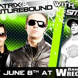 Viper Showcase Promo Mix - Matrix & Futurebound @ Ultra 2013