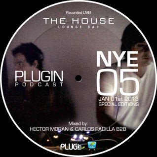 SPECIAL STUFF - Hector Moran & Carlos Padilla B2B LIVE @ NYE The House Lounge Dec01st2013