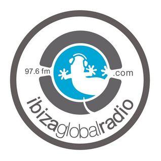 Fred Hush - Ibiza global radio 2013