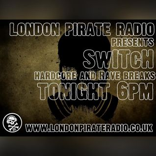 SwITcH Live On LPR Rollin' The Old Skool & Rave Breakz...