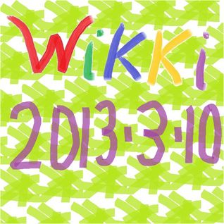 Wikki-Mix 2013/03/10