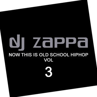 DJ Zappa - Now This Is Old School Hiphop Vol.3