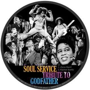 """Cpt. Sparky tribute to James Brown """"Shout And Shimmy"""""""