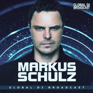 Global DJ Broadcast - Aug 25 2016