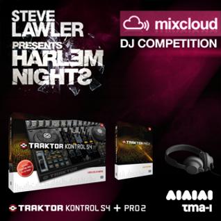 """""""Harlem Nights DJ Comp"""""""