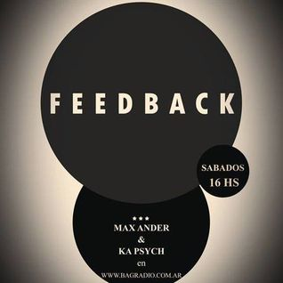 Max ander - FEEDBACK (BagRadio) mayo2015