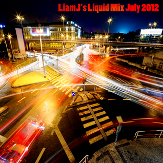 Liquid Drum & Bass Mix July 2012