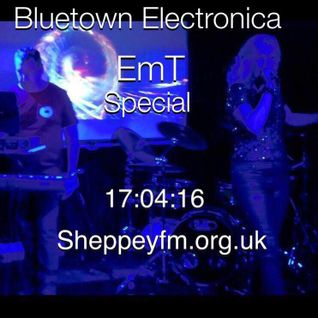 Bluetown Electronica live show with EmT and Tim Dorney 17.04.16