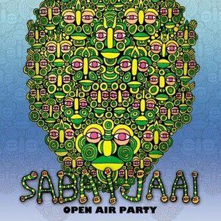 DJ Tuatara - Sabai Jaai (psytech mix) - 2013