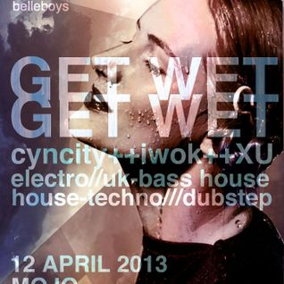 GET WET // belleboys Thingyan warm-up