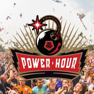 POWER HOUR LIVE @ Defqon.1 Weekend Festival 2014 | #DQ14