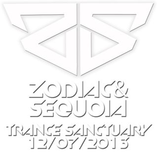 - --=-  -=-- Zodiac & Sequoia --=- -=-- -----=- Trance Sanctuary  -=----   Summer Party - 13/07/2013