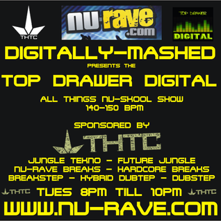 Digitally-Mashed TDD Show Live on www.nu-rave.com 21-06-11 Pt 2