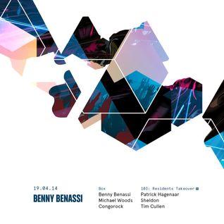 Congorock - Live @ Ministry of Sound (London) - 19.04.2014