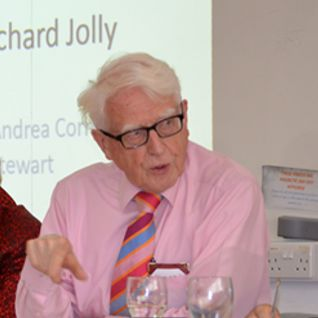 Towards Human Development - the launch of the book in honour of Richard Jolly