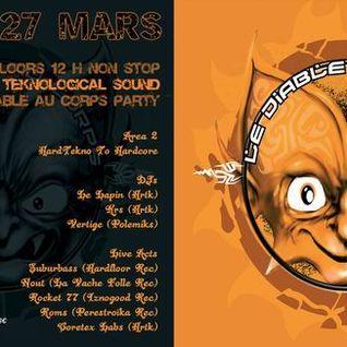 SuBuRbASs - Live @ LeDiableAuCorps / Arakiss / Grenoble_27.03.2004