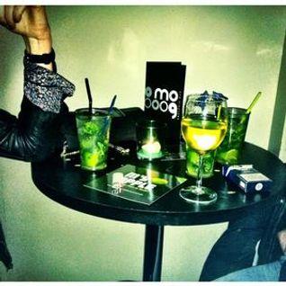 Antoine Buster @ Moog 16/05/2012