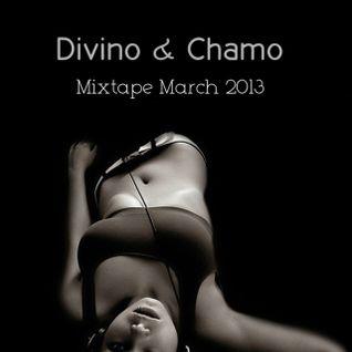 DIVINO & CHAMO - MIXTAPE MARCH 2013