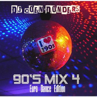 90`s mix 4 (Euro Dance Edition)