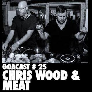 GOA Podcast # 25 |Chris Wood & Meat