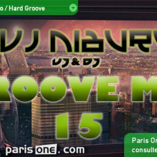 Dvj Niburu - Groove Me 15 (Paris One Reverse)