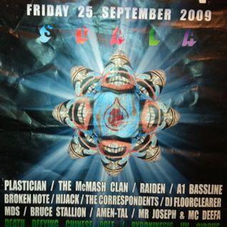 Live Set - Braindrop Sept 09