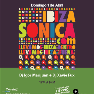 Live broadcast From Mamita's, Mexico / Igor Marijuan & Xavier Fux / 1.04.12 / Part VI